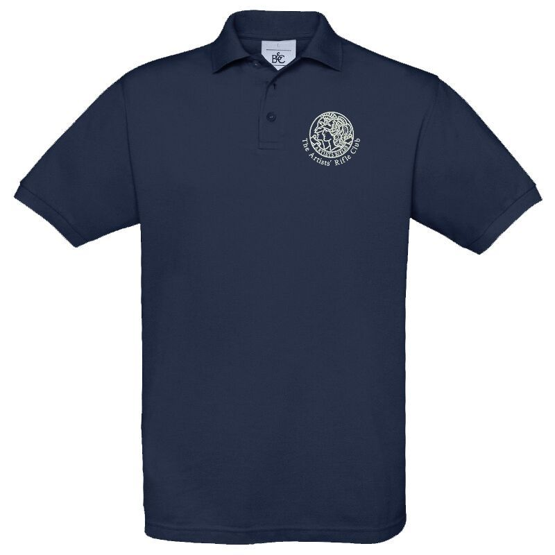 ADULT  Artists Rifle Club  Polo Shirt BA301
