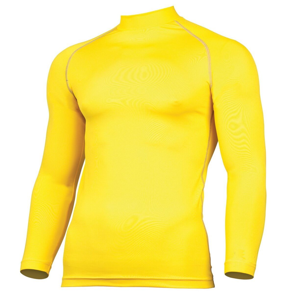 Adults Ackworth Yellow Base Layer