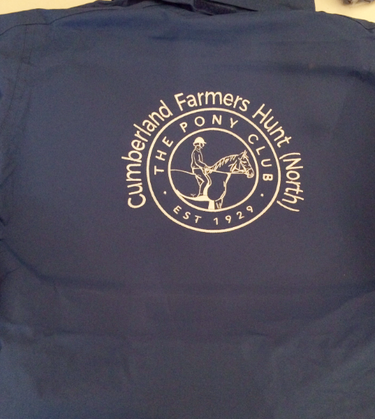 Adults CFHN Pony Club Royal Regatta Dover Jacket