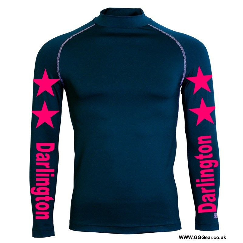 Adults DDRC Navy  Base Layer