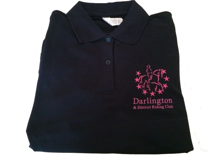 Adults DDRC Polo Shirt