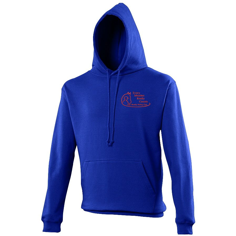 Adults East Mendip Riding Club Royal Hoody