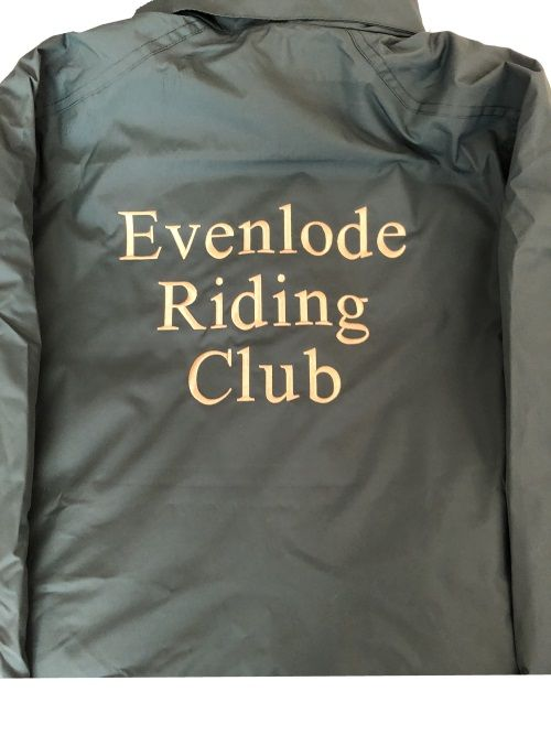 Adults Evenlode RC  Bottle Green Regatta Dover Jacket