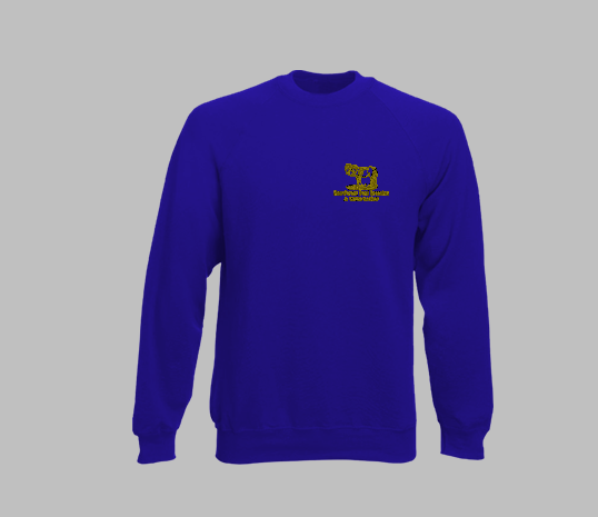 Adults New Forest crew neck sweatshirt GD052
