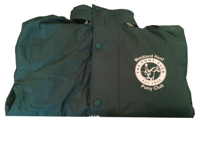Adults R160A Woodland Hunt Bottle Green Reversible Jacket