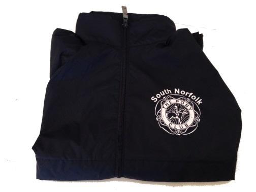Adults South Norfolk Pony Club Showerproof Jacket