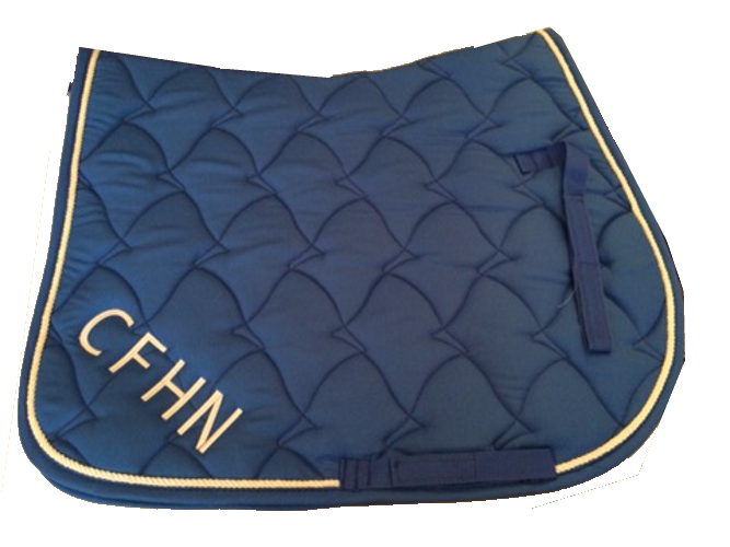 CFHN General Purpose Royal Saddlecloths
