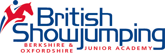 CHILD Berkshire and Oxfordshire Junior Show jumping Academy Navy  Polo Shirt