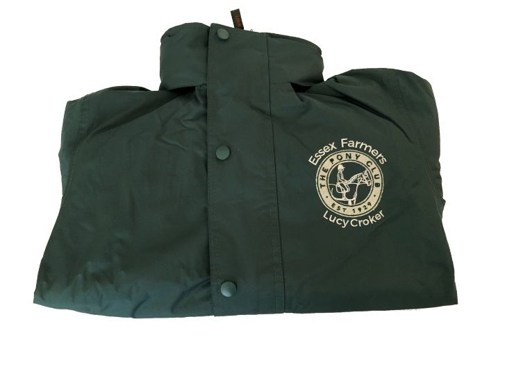 Children's Essex Farmers Bottle Result jacket