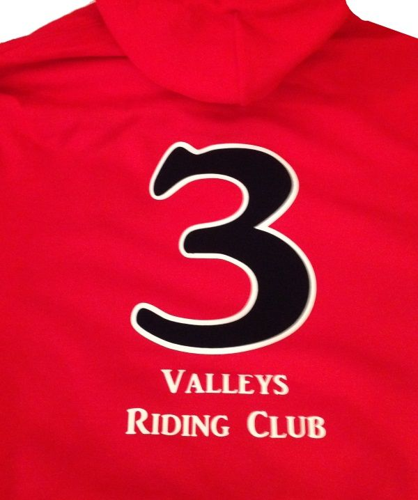 Childrens 3 Valley Riding Club Hoody