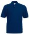 Childrens BCTRC Navy Polo Shirts BA301b