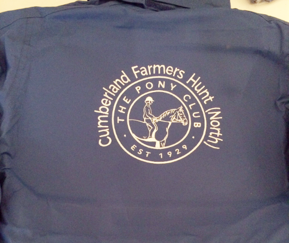 Childrens CFHN Pony Club Royal Regatta Dover jacket