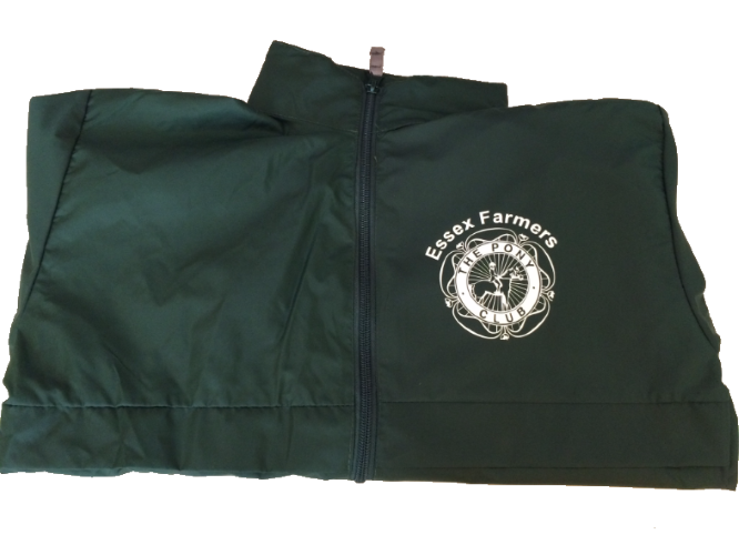 Childrens Essex Farmers Bottle Green Showerproof Jacket