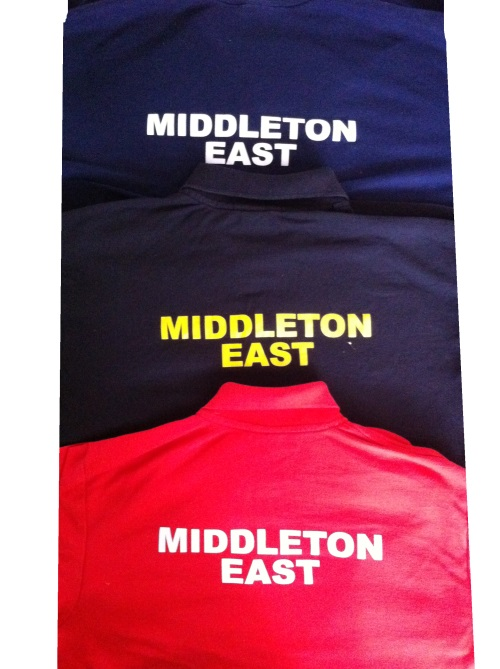 Childrens Middleton East Long Sleeve Polo