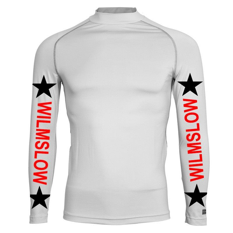 Childrens Wilmslow RC White Base Layer