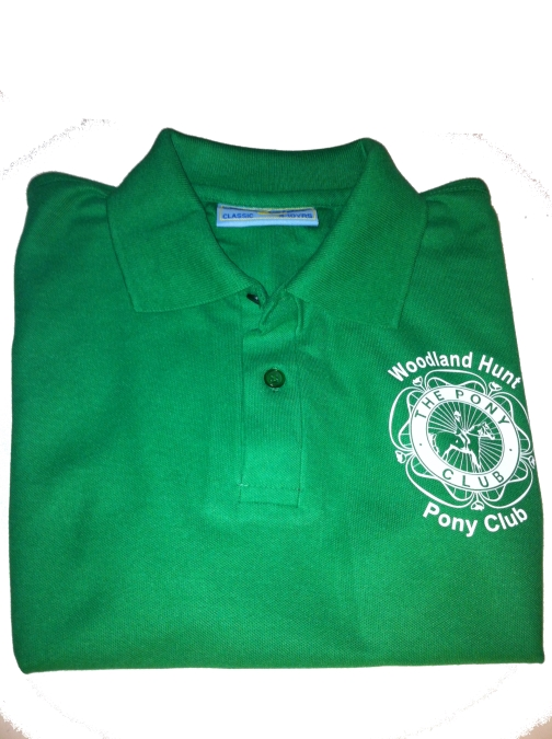 Childrens' Woodland Hunt Committee PC Polo Shirt Emerald