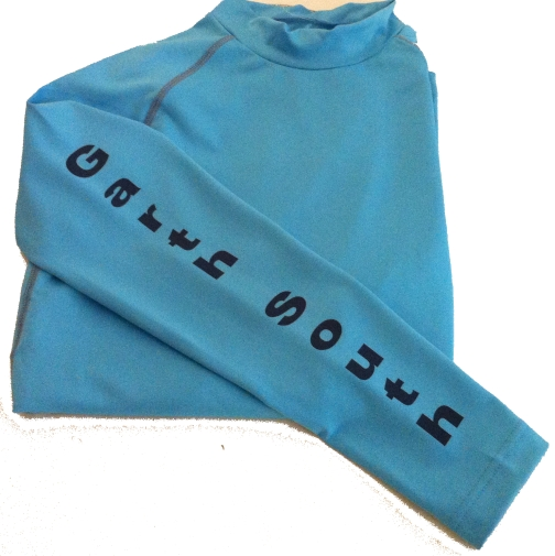 GSPC Kids Blue Base Layers