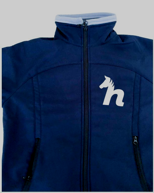 Ladies Here4Horses Soft shell jacket