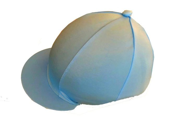 NCHPC turquoise Hat Silk