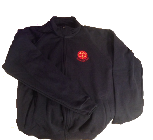 North Yorkshire North East Trefoil Guild Adults Sweat Jacket