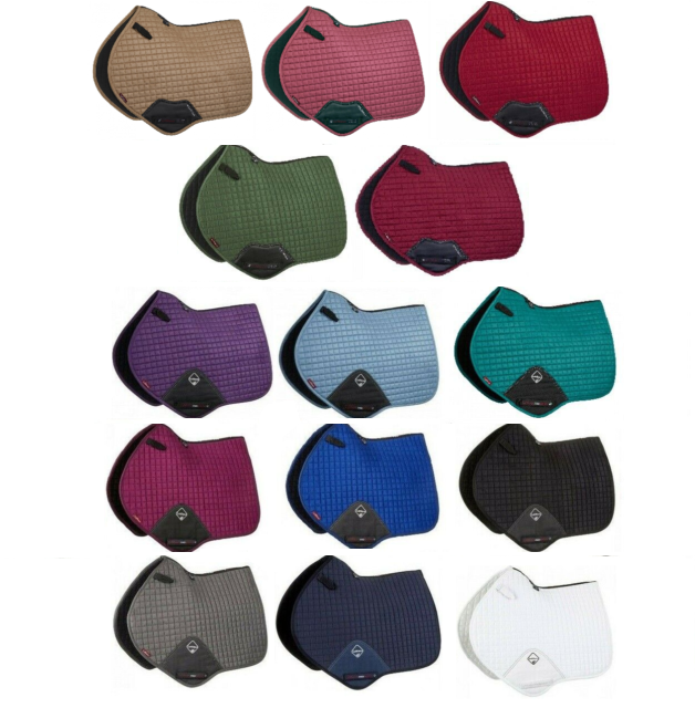 ProSport Suede Le Mieux Close Contact  Squares. Optional Embroidery