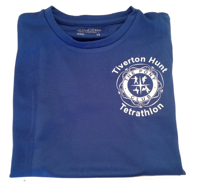 "Royal childrens Tiverton ""Cool"" Tetrathlon T Shirts"